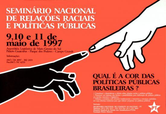 1997.Cartaz.Seminario.Nacional