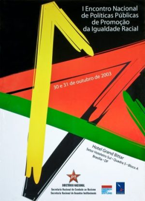 2003.Encontro Nacional Politicas publicas